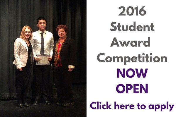 2016 Student Awards Competition