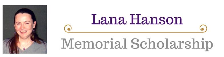 WEB Lana Hanson Scholarship