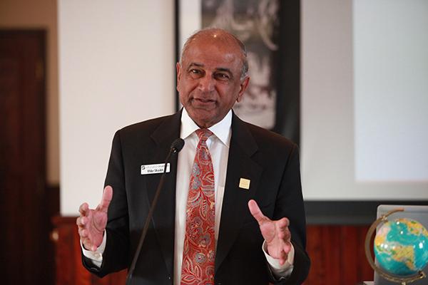 Mike Shaikh